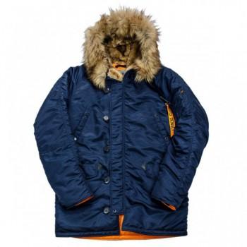 Куртка HUSKY REP.BLUE/ORANGE 2019 - купить (заказать), узнать цену - Охотничий супермаркет Стрелец г. Екатеринбург