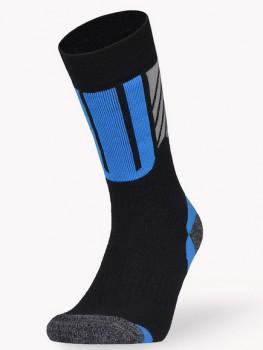 Носки ISLAND CUP женские цвет черный + ярко синий, - купить (заказать), узнать цену - Охотничий супермаркет Стрелец г. Екатеринбург