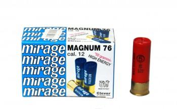 Патрон к.12х76 пуля Magnum Clever 1уп/10шт - купить (заказать), узнать цену - Охотничий супермаркет Стрелец г. Екатеринбург