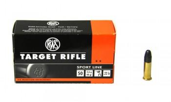 Патрон к.22LR 40 Target rifle DN 1уп/50шт - купить (заказать), узнать цену - Охотничий супермаркет Стрелец г. Екатеринбург