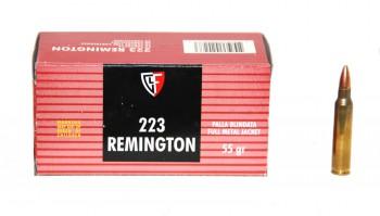Патрон к.223 Rem FMJ 55gr 3,5г Fiocchi  1шт - купить (заказать), узнать цену - Охотничий супермаркет Стрелец г. Екатеринбург