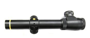 Прицел Leupold VX-III 1,5-5х20 circle dot (к) - купить (заказать), узнать цену - Охотничий супермаркет Стрелец г. Екатеринбург