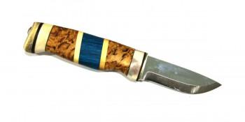 Нож Puukko малый лапландский suomipuukko Wood Jevel 23FIN - купить (заказать), узнать цену - Охотничий супермаркет Стрелец г. Екатеринбург