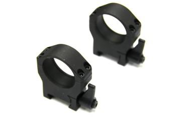 Кольца быстросъемные Luman Precision D30 средние LP30MW - купить (заказать), узнать цену - Охотничий супермаркет Стрелец г. Екатеринбург