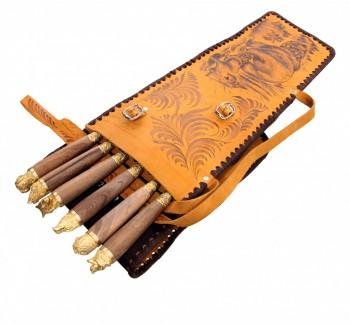 Набор шашлычный Нш-3 - купить (заказать), узнать цену - Охотничий супермаркет Стрелец г. Екатеринбург