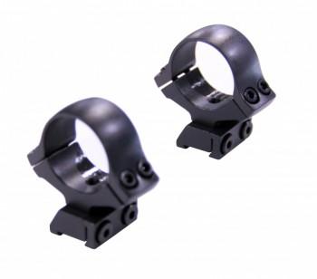 Кольца раздельные KOZAP CZ452 D26мм Н14.8 (No.21) низкие - купить (заказать), узнать цену - Охотничий супермаркет Стрелец г. Екатеринбург