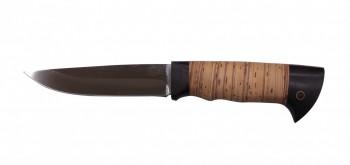 Нож Оса, Х12 МФ, кованая сталь, береста - купить (заказать), узнать цену - Охотничий супермаркет Стрелец г. Екатеринбург