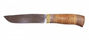 Нож Путник, сталь 65х13, береста, литье - купить (заказать), узнать цену - Охотничий супермаркет Стрелец г. Екатеринбург