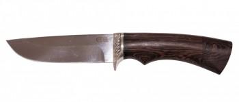 Нож Егерь, кованый ,сталь 95х18, венге, литье - купить (заказать), узнать цену - Охотничий супермаркет Стрелец г. Екатеринбург