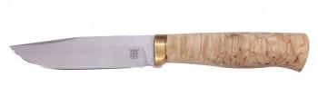 Нож Северная Корона Оцелот карельская береза - купить (заказать), узнать цену - Охотничий супермаркет Стрелец г. Екатеринбург