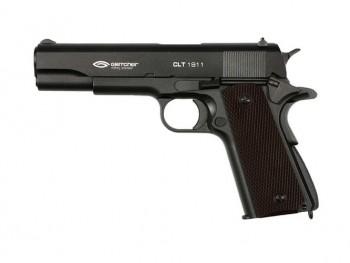 Пистолет пневматический Gletcher CLT 1911 - купить (заказать), узнать цену - Охотничий супермаркет Стрелец г. Екатеринбург