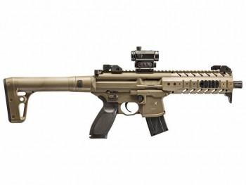 SIG Sauer MPX 4.5 мм винтовка MPX-177-FDE-R - купить (заказать), узнать цену - Охотничий супермаркет Стрелец г. Екатеринбург