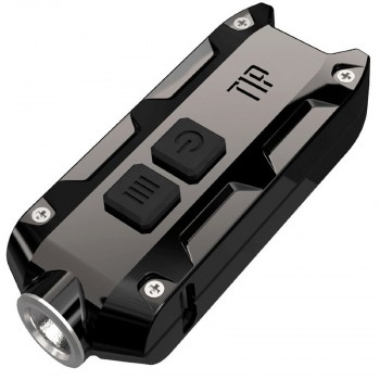 Фонарь TIP SS JET BLACK Cree XP-G2 З/У USB 360Люмен 46часов 74метра - купить (заказать), узнать цену - Охотничий супермаркет Стрелец г. Екатеринбург