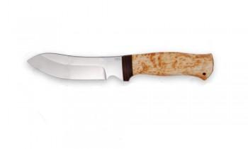 Нож Скинер-2 разделочный карельская береза 95х18 - купить (заказать), узнать цену - Охотничий супермаркет Стрелец г. Екатеринбург