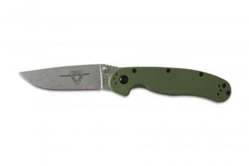 Нож Ontario RAT-2 Folder ONT/8881GR складной - купить (заказать), узнать цену - Охотничий супермаркет Стрелец г. Екатеринбург