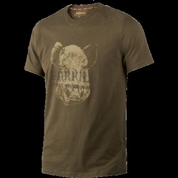 Футболка Harkila Odin Wild boar  Demitasse brown - купить (заказать), узнать цену - Охотничий супермаркет Стрелец г. Екатеринбург