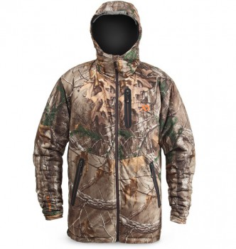 Куртка FIRST LITE Sanctuary камуфляж Fusion - купить (заказать), узнать цену - Охотничий супермаркет Стрелец г. Екатеринбург