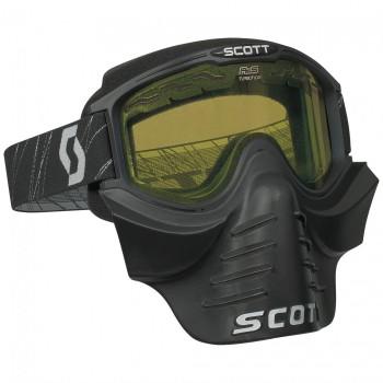 Очки Scott 83X Safari Facemask (желтые) - купить (заказать), узнать цену - Охотничий супермаркет Стрелец г. Екатеринбург