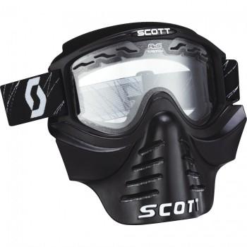 Очки Scott 83X Safari Facemask (прозрачные) - купить (заказать), узнать цену - Охотничий супермаркет Стрелец г. Екатеринбург