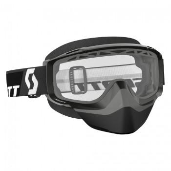 Очки Scott Split OTG Snow Cross Black прозрачная линза - купить (заказать), узнать цену - Охотничий супермаркет Стрелец г. Екатеринбург