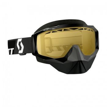 Очки Scott Hustle Snowcross Black желтые - купить (заказать), узнать цену - Охотничий супермаркет Стрелец г. Екатеринбург