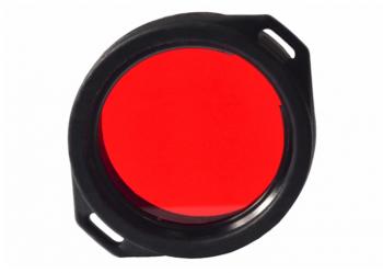 Фильтр для Armytek Predator/Viking (Красный) AF-39 - купить (заказать), узнать цену - Охотничий супермаркет Стрелец г. Екатеринбург