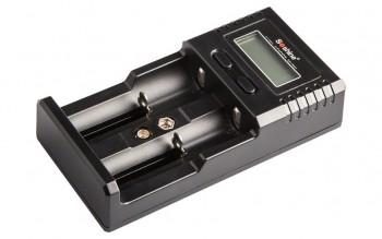 Зарядное устройство Soshine SC-Н2 V2 для литий-ионных батарей - купить (заказать), узнать цену - Охотничий супермаркет Стрелец г. Екатеринбург