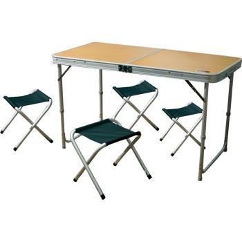 Стол Camping World Convert Table Mini Plus 4 TC-019 - купить (заказать), узнать цену - Охотничий супермаркет Стрелец г. Екатеринбург
