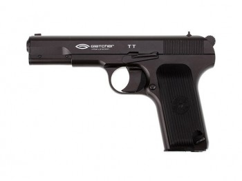 Пистолет пневматический Gletcher TT - купить (заказать), узнать цену - Охотничий супермаркет Стрелец г. Екатеринбург
