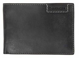 Портмоне WENGER, цвет черный (WEW065.11) - купить (заказать), узнать цену - Охотничий супермаркет Стрелец г. Екатеринбург