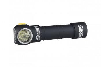 Налобный фонарь Armytek Wizard v3 Magnet USB Теплый - купить (заказать), узнать цену - Охотничий супермаркет Стрелец г. Екатеринбург