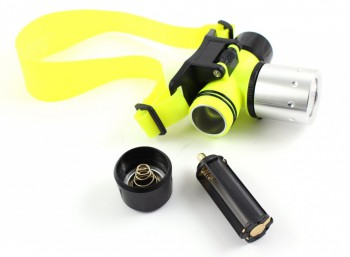 Налобный фонарь для дайвинга XQ Diving (XM-L T6) - купить (заказать), узнать цену - Охотничий супермаркет Стрелец г. Екатеринбург
