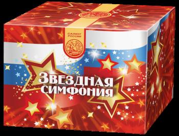 Салют Звездная симфония 3/1 - купить (заказать), узнать цену - Охотничий супермаркет Стрелец г. Екатеринбург