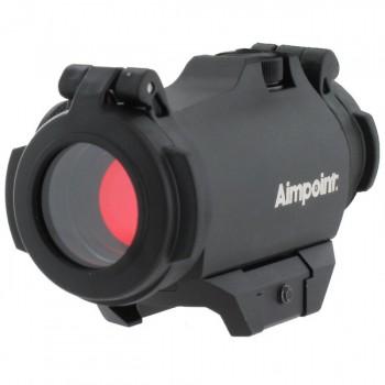Прицел Aimpoint Micro H-2 с креплением Weaver угловой размер точки 2МОА - купить (заказать), узнать цену - Охотничий супермаркет Стрелец г. Екатеринбург