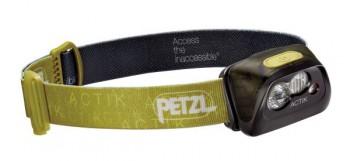 Фонарь Petzl Actik (295102, Цвет Green) - купить (заказать), узнать цену - Охотничий супермаркет Стрелец г. Екатеринбург
