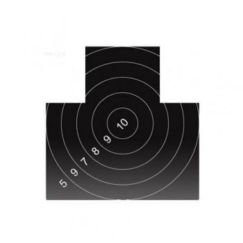 Мишень Remington №4 спортивная 500х500 черная - купить (заказать), узнать цену - Охотничий супермаркет Стрелец г. Екатеринбург