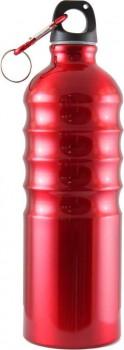 """Бутылка питьевая """"СЛЕДОПЫТ"""" алюминиевая, с карабином, 750 мл - купить (заказать), узнать цену - Охотничий супермаркет Стрелец г. Екатеринбург"""