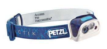 Фонарь Petzl Actik (295104, Цвет Blue) - купить (заказать), узнать цену - Охотничий супермаркет Стрелец г. Екатеринбург