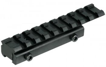 Адаптер Leapers UTG WEAVER для установки на призму 11-12 мм - купить (заказать), узнать цену - Охотничий супермаркет Стрелец г. Екатеринбург