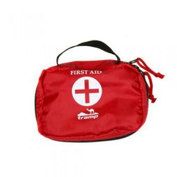 Аптечка Tramp First Aid S (красный) - купить (заказать), узнать цену - Охотничий супермаркет Стрелец г. Екатеринбург