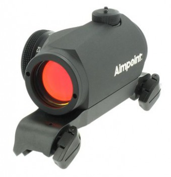 Прицел Aimpoint Micro H-1 с креплением Blaser угловой размер точки 2МОА 200 - купить (заказать), узнать цену - Охотничий супермаркет Стрелец г. Екатеринбург