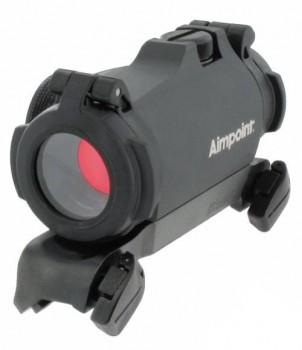 Прицел Aimpoint Micro H-2 с креплением Blaser угловой размер точки 2МОА - купить (заказать), узнать цену - Охотничий супермаркет Стрелец г. Екатеринбург