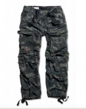 Брюки Airborne Vintage Black Camo Surplus - купить (заказать), узнать цену - Охотничий супермаркет Стрелец г. Екатеринбург