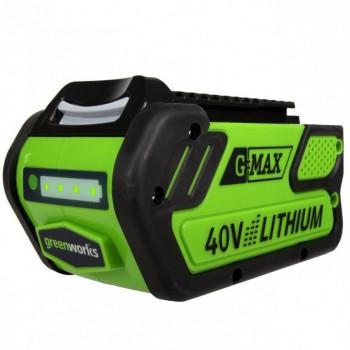 Аккумулятор Greenworks G40B4  - купить (заказать), узнать цену - Охотничий супермаркет Стрелец г. Екатеринбург