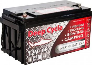 Аккумулятор Marine Deep Cycle AGM 12V 80Ah - купить (заказать), узнать цену - Охотничий супермаркет Стрелец г. Екатеринбург