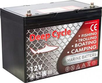 Аккумулятор Marine Deep Cycle AGM 12V 90Ah - купить (заказать), узнать цену - Охотничий супермаркет Стрелец г. Екатеринбург