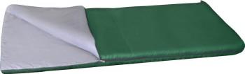Спальный мешок Alaska Одеяло + 20C зеленый - купить (заказать), узнать цену - Охотничий супермаркет Стрелец г. Екатеринбург