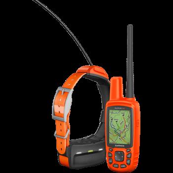 Система GPS слежения Garmin Alpha 50 с топографической картой РФ ДР6 с ошейником - купить (заказать), узнать цену - Охотничий супермаркет Стрелец г. Екатеринбург