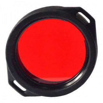 Фильтр для фонаря красный Armytek red filter  AF-39 (Predator/Viking) - купить (заказать), узнать цену - Охотничий супермаркет Стрелец г. Екатеринбург