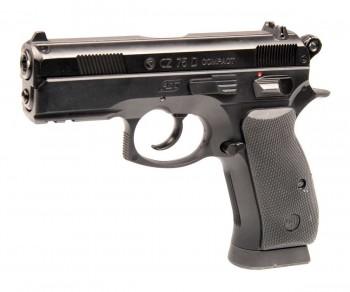 Пистолет пневматический ASG CZ-75 D Compact - купить (заказать), узнать цену - Охотничий супермаркет Стрелец г. Екатеринбург